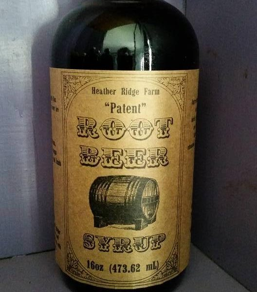 """Patent"" Root Beer Syrup"